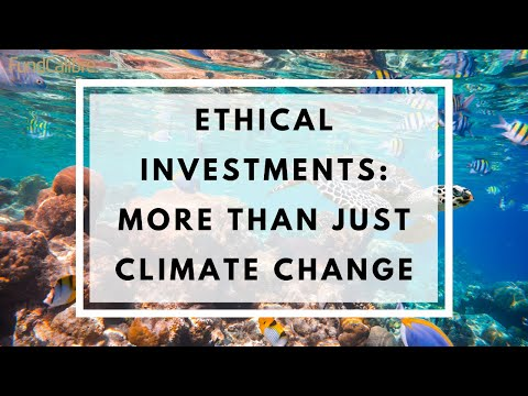 Green investments that are more than just climate change