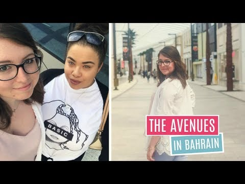 THE AVENUES IN BAHRAIN - Best Shops & Restaurants (Bahrain Vlog)