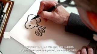 Dibuja a Snoopy | Snoopy & Charlie Brown: Peanuts La Película | Próximamente- Solo en cines