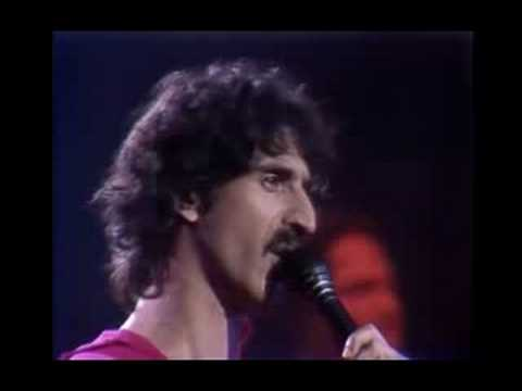 Frank Zappa We're Turning Again Live