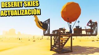 Actualización DESERT SKIES - NUEVA SORPRESA EN LA MINA | Gameplay Español
