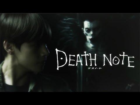 BTS // Kim Taehyung - Death Note (AU)