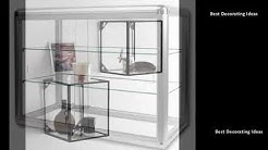 Display Shelves - Wooden Display Shelves Retail | Small Space Organizing Best Idea Collection
