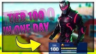 """How To """"LEVEL UP FAST"""" In Fortnite 