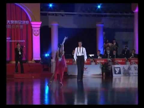 2009 IDSF Grand Slam Final - Latin - Part III