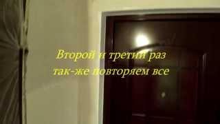 Как красить откосы(В видео показано как равномерно красить откосы Мой сайт http://dompodklych.ru/, 2015-04-01T19:55:29.000Z)