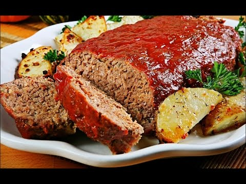 Homemade Meatloaf Recipe -- How to make the perfect meatloaf