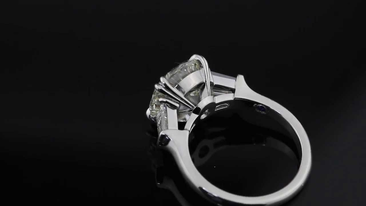 european stone hand old side with cut brilliant classic rings diamonds forged bullet ring watch engagement