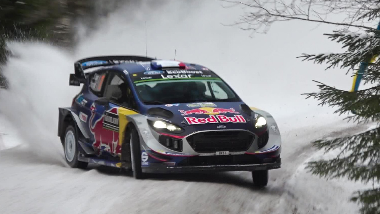wrc rally sweden 2017 saturday action youtube. Black Bedroom Furniture Sets. Home Design Ideas