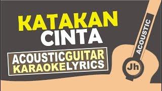 Prilly Latuconsina - Katakan Cinta (Karaoke Lirik Tanpa Vokal)