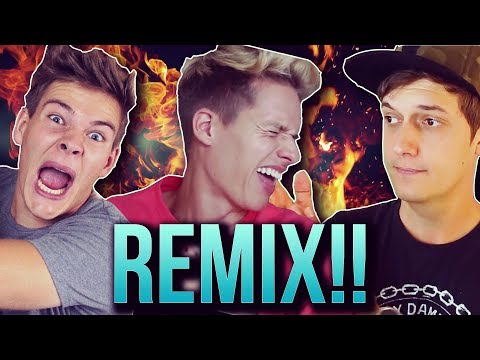 Youtuber REMIX PARTY!! 😂