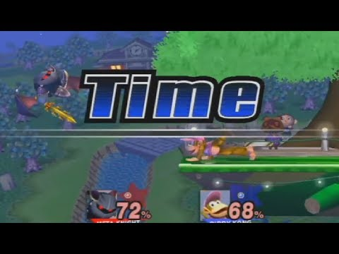 Top 10 Timeouts - Super Smash Bros