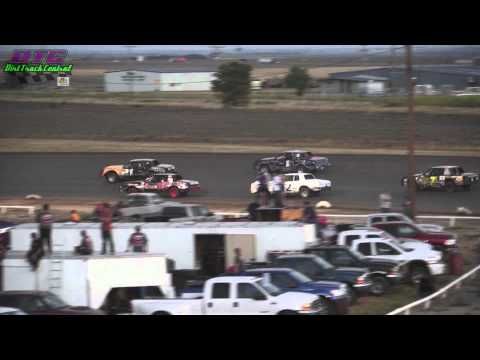 Wakeeney Speedway IMCA Hobby Stock A Feature 8 26 12