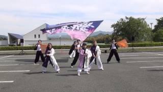 2013.5.12 第5回情熱よさこい祭 in しらさぎ 東西踊り合戦 サブ会場.