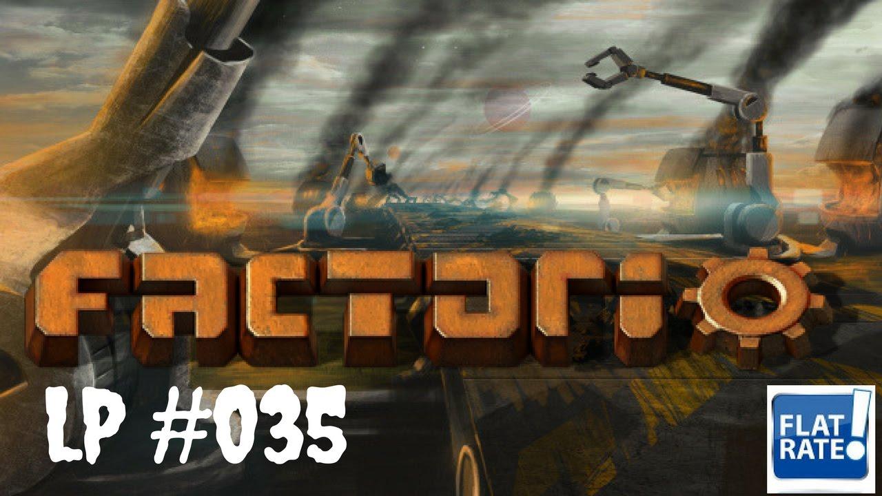 Perfekte Kupferdraht Produktion #035 Lets Play Factorio Twitch ...