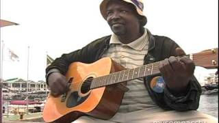 The Good The Bad & The Ugly - busker SA