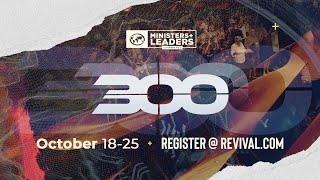 Day 132 AM  | Ministers' & Leaders Conference: 300 | The Stand 20 | Live From The River  Church