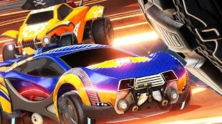 OVERTIME MADNESS - Rocket League – Online Gameplay Part 57