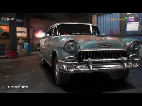 NEED FOR SPEED PAYBACK - How To Make Mac's Cheverlet Bel-Air