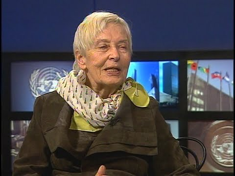 Lucy Law Webster at UN - War, Peace & Disarmament  - 27mins
