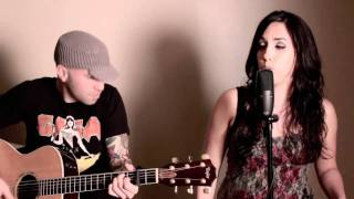 Born This Way - Lady Gaga - Madonna Mash Up (3 West Acoustic Cover)