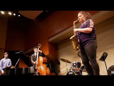 Manhattan School of Music - Pre-College Jazz 2018 - Crisis