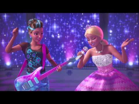 Barbie™ - Eine Prinzessin im Rockstar Camp