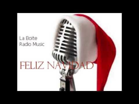 Promo La Boite Radio Music Navidad