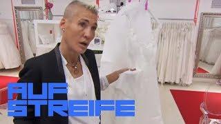 Tränen im Frauenparadies! Brautkleid zerfetzt! | Auf Streife | SAT.1 TV
