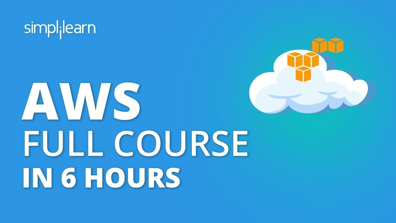 AWS Tutorial For Beginners | AWS Training In 6 Hours| AWS Certified  Solutions Architect |Simplilearn