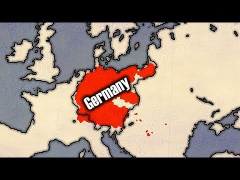 Alternate History Of Germany Every Year 1864 2018