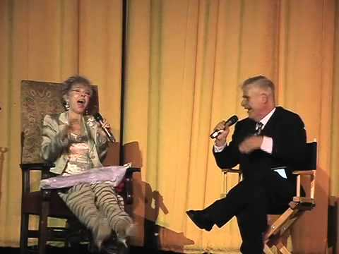RITA MORENO on SINGIN IN THE RAIN/ co star DONALD O'CONNOR-Hysterical!  /Castro Theatre