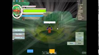 Roblox Dragon BAll Online APE