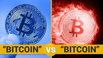 BITCOIN VS BITCOIN - Google Trends Show