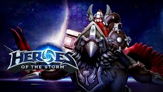 Геймплей Heroes of the Storm