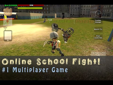School of Chaos Online - MMORPG for Android and iOS