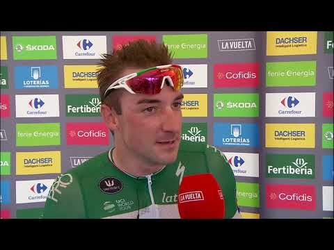 Vuelta a España 2018: Stage 3 highlights