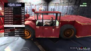 GTA 5 Online    HVY CUTTER  Modded Vehicle  How To Get The HVY CUTTER  GTA V Multiplayer