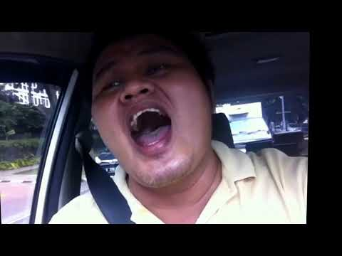 Ryko singing on the Road - Feodalisme (warisan Compeni) cover SlanK
