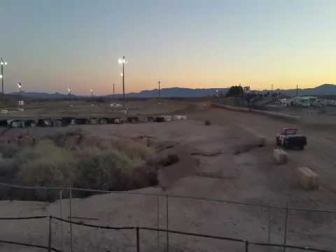 Mohave Valley Raceway 1/28/17 mini sport heat 1