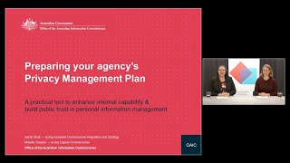 How to prepare your agency's Privacy Management Plan thumbnail
