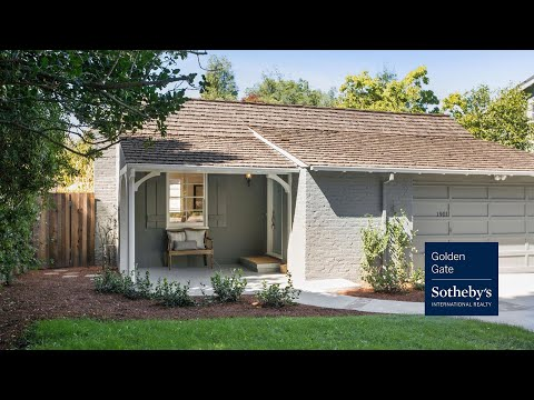 1901 Menalto Ave Menlo Park CA | Menlo Park Homes for Sale