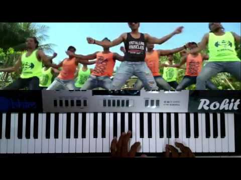 Lai Bhari Pori | Instrumental Piano |