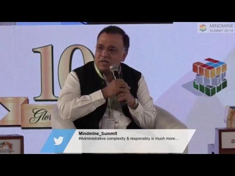 "Mindmine Summit 2016: Session IX - Higher Education: Is an Indian ""Ivy League"" possible?"