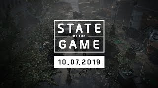 The Division 2: State of the Game #128 - 10 July 2019 | Ubisoft [NA]