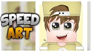 SpeedArt Minecraft Dibujo    iTzSonyDroiid   (Support ?) - [11]