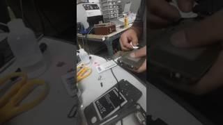 갤럭시 노트2 액정수리및 풀 하우징 1