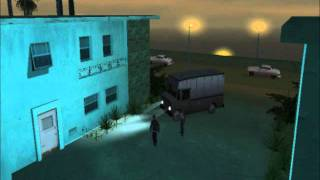GTA San Andreas Mission #10 - Home Invasion