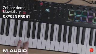 M-Audio Oxygen Pro 61 | Demo