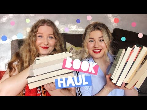 Book Haul & Gifting Each Other Books